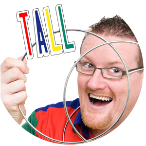Tall Paul Childrens Entertainer and Magician and Ballon Model Sculpturist